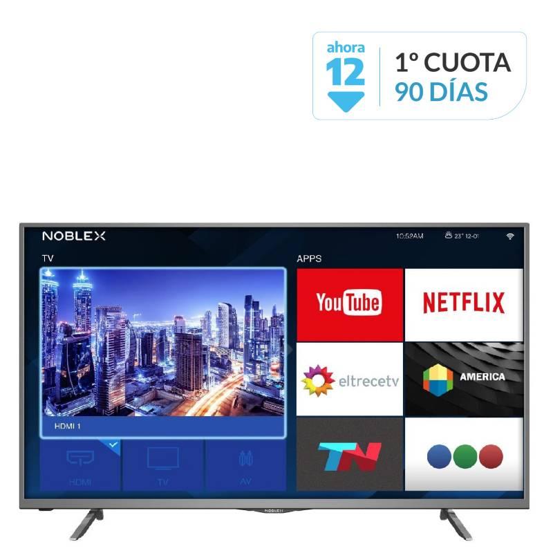 """Noblex - Smart TV EA43X5100 43\"""" FULL HD NETFLIX"""