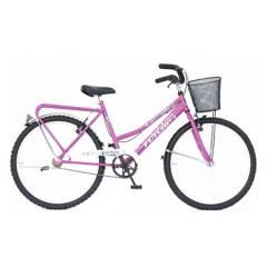 FWHEELS - Bicicleta bici de paseo futura rodado 26 dama