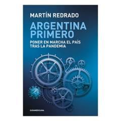 Penguin - Argentina primero - Martín Redrado