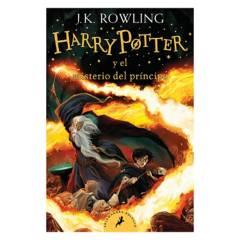 Penguin - Harry Potter y el misterio del príncipe - J.K. Rowling