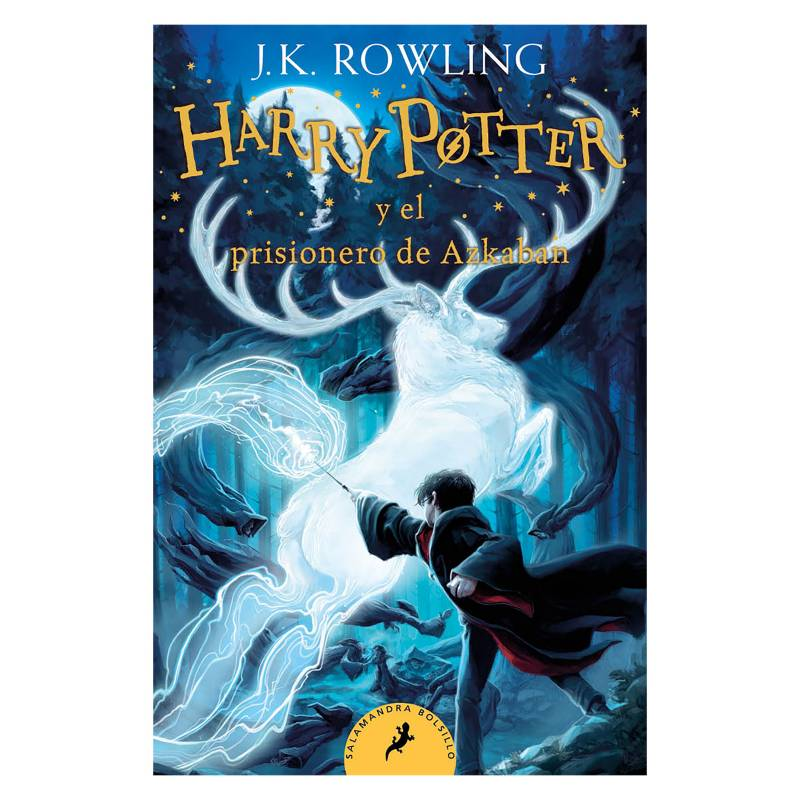 Penguin - Harry Potter y el prisionero de Azkaban - J.K. Rowling