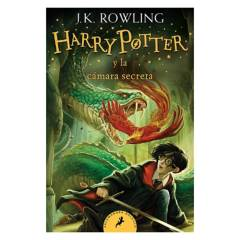 Penguin - Harry Potter y la cámara secreta - J.K. Rowling
