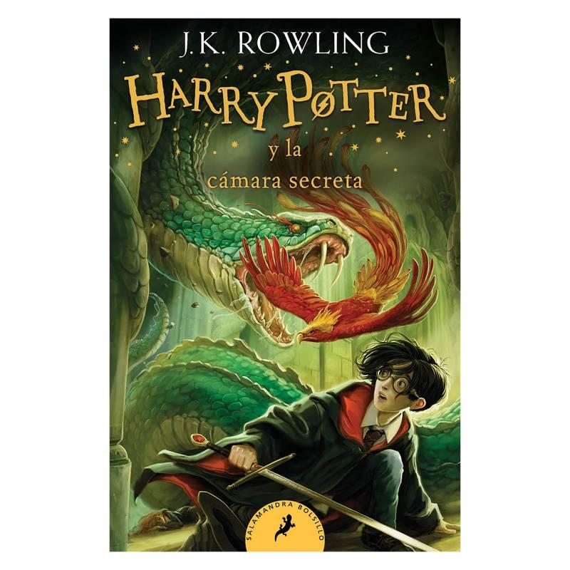Penguin - Harry Potter y la cámara secreta - J.K. Rowling