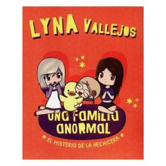 Penguin - Una familia anormal. El misterio de la hechicera - Lyna Vallejos