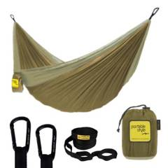 Port-Style - Hamaca portable individual pro+ con straps