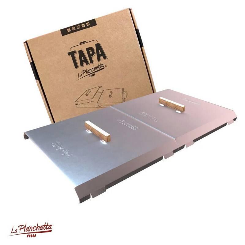La Planchetta - Tapas de aluminio