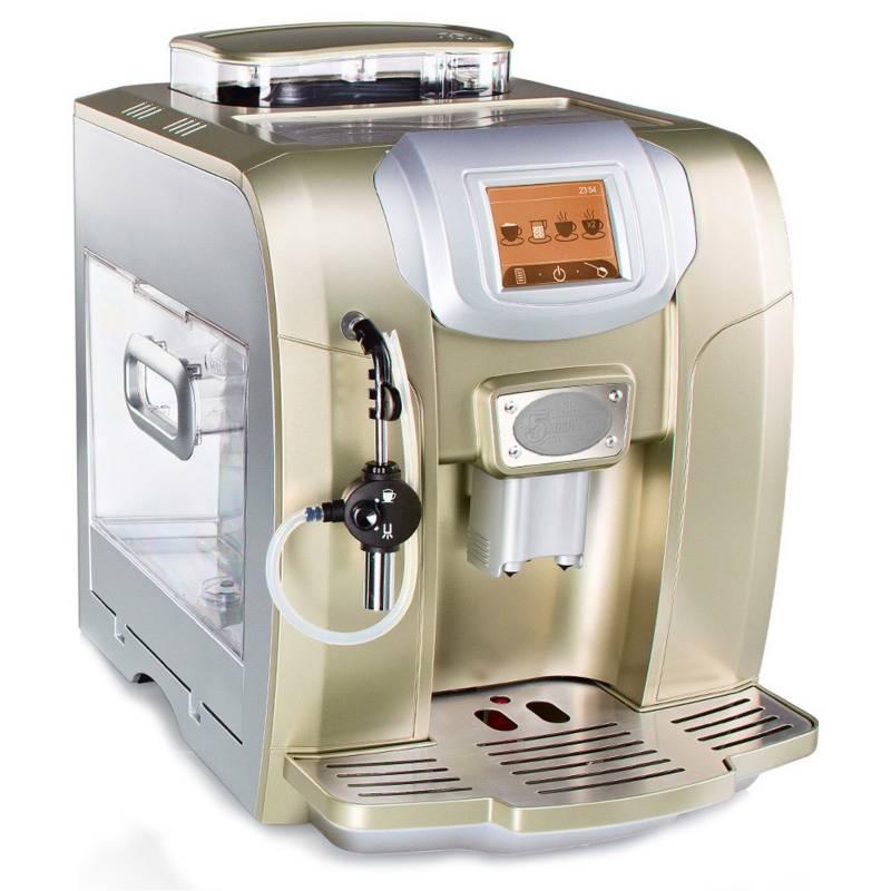 5 Hispanos - Cafetera espresso automatica ME - 712