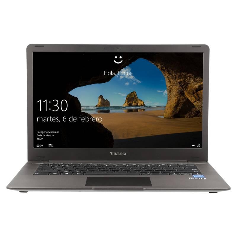 Venturer - Notebook venturer celeron N4000 solido