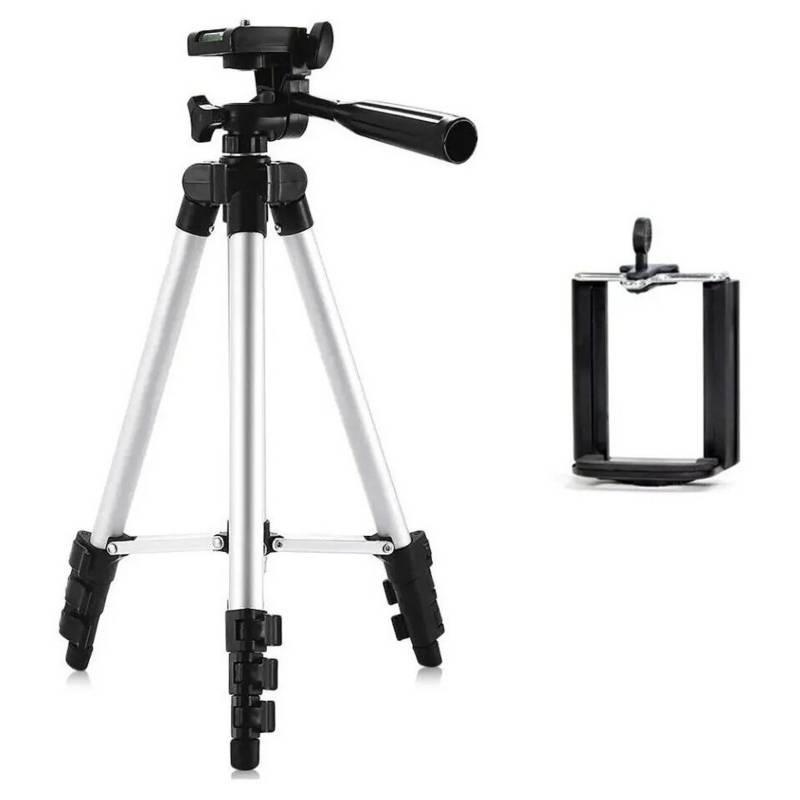Generica - Tripode fotografia video 1.50 mt aluminio