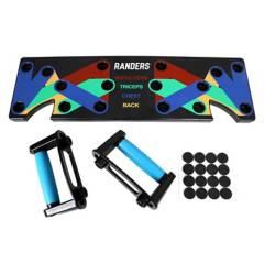 Randers - Rack power push up flexiones ARG-021