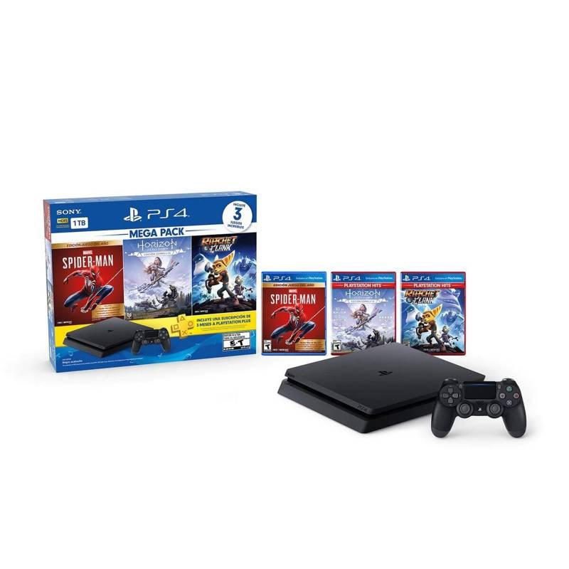 Sony - Playstation PS4 slim megapack 15