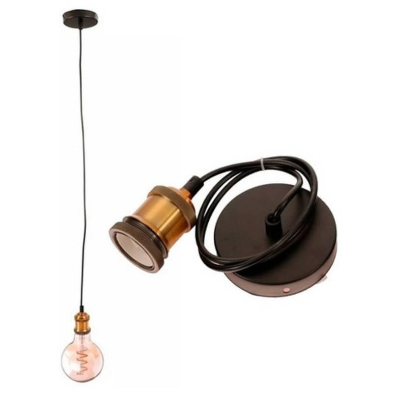Lámpara colgantes vintage xena  220v E27