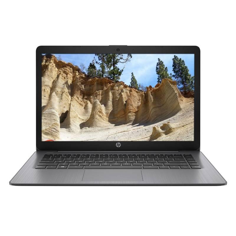 "HP - Notebook 14"" stream 128gb eMMC SSD + 8gb W10"