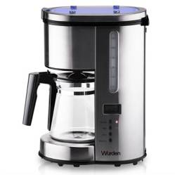 Würden - Cafetera de filtro WCM-1.5SSDIG 1.5 lt