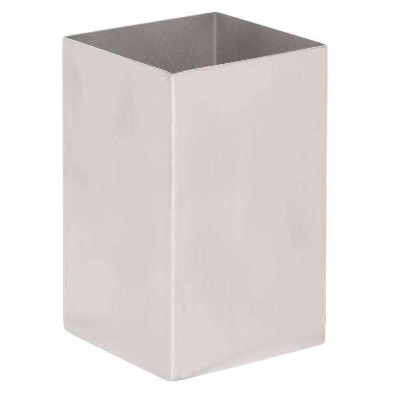 Mica - Vaso full steel 10x6 cm