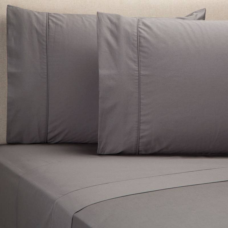 Basement Home - Juego de sábanas 300 hilos