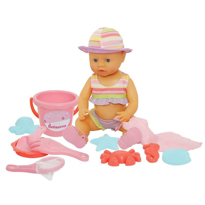 Peekaboo - Bebé de playa