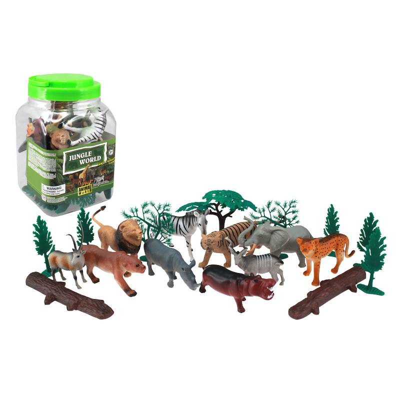 Animal World - Animales salvajes