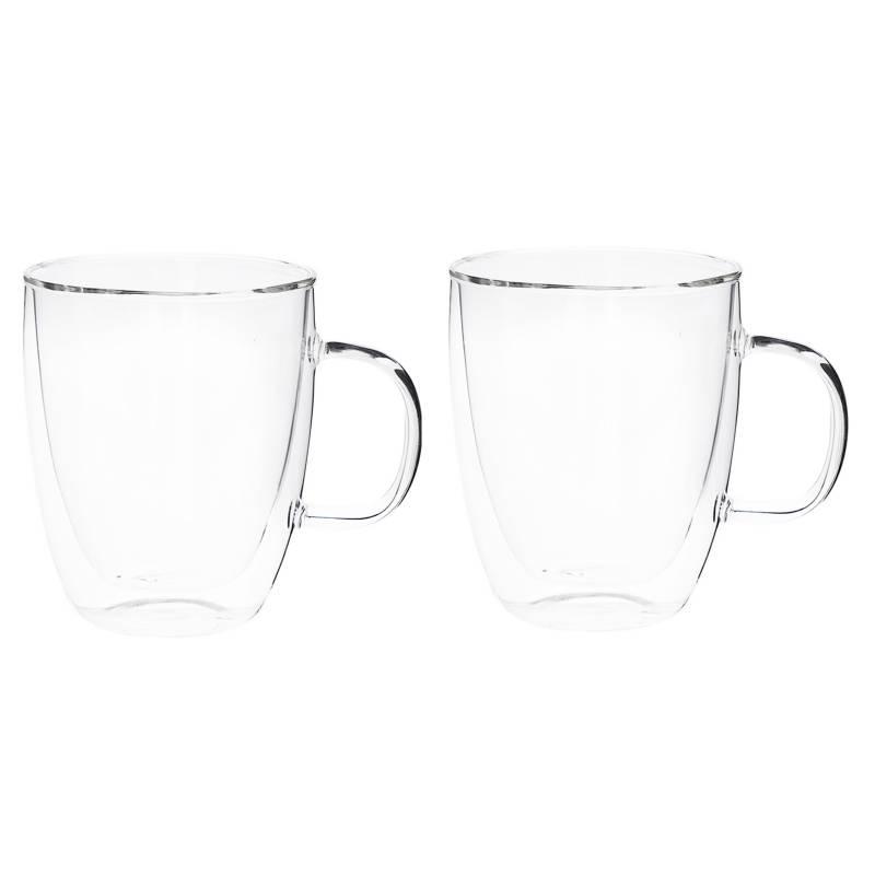 Basement Home - Set por 2 mugs doble