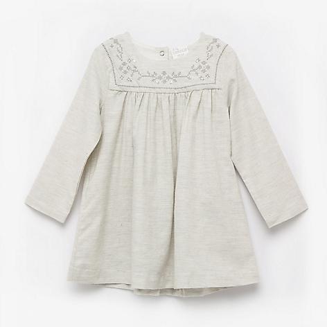 a9c8951f1 Vestidito bordado recién nacido Coniglio - Falabella.com