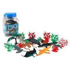 Animal World - Balde animales de mar