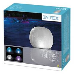 Intex - Bola de led flotante