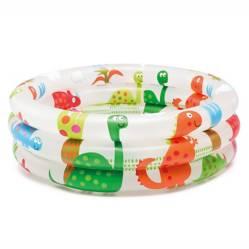 Intex - Pileta para bebé Dinosaurios
