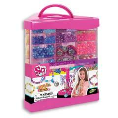So Beads - Set de mostacillas Amazing 2500 piezas