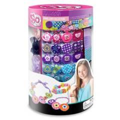So Beads - Tarro de joyería 500 piezas