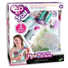So You - Hair braider
