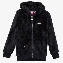 Princesas - Campera con capucha polar 6 al 12