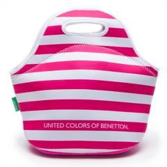 Benetton - Lunchera Bag 29x32cm