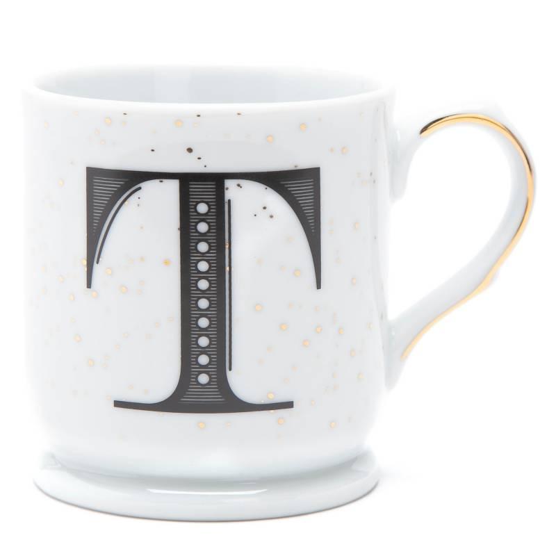 Roberta Allen - Mug letra T 250 ml