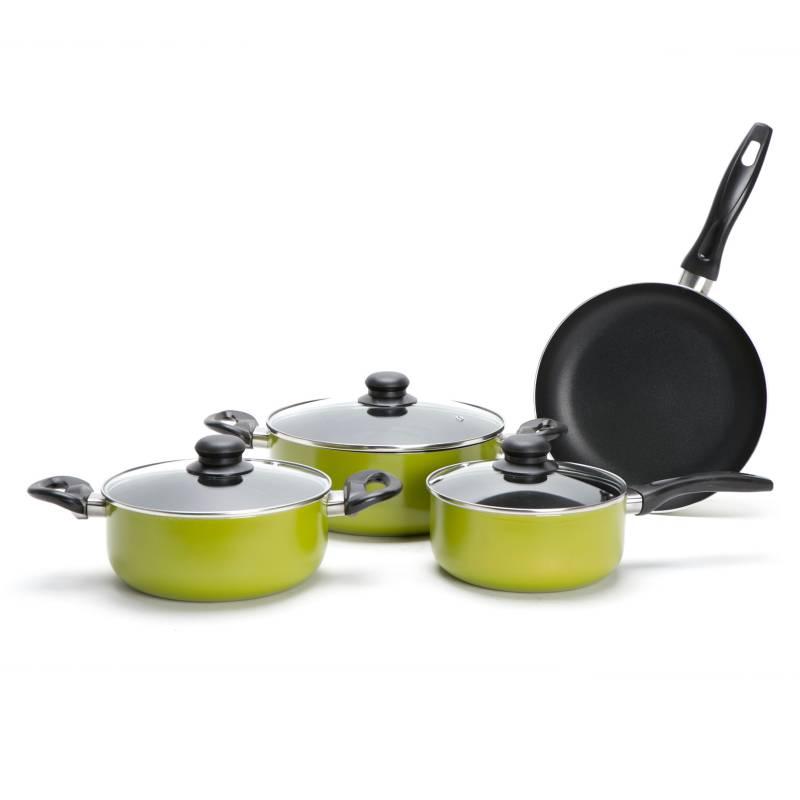 Mica - Batería de cocina Ferra 7 piezas