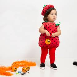 Disfraz de frutilla