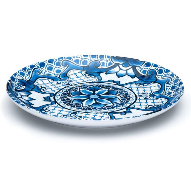 Roberta Allen - Set x 4 platos Mediterraneo 27 cm