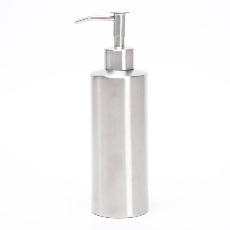 Basement Home - Dispenser de jabón High Steele 21x6 cm