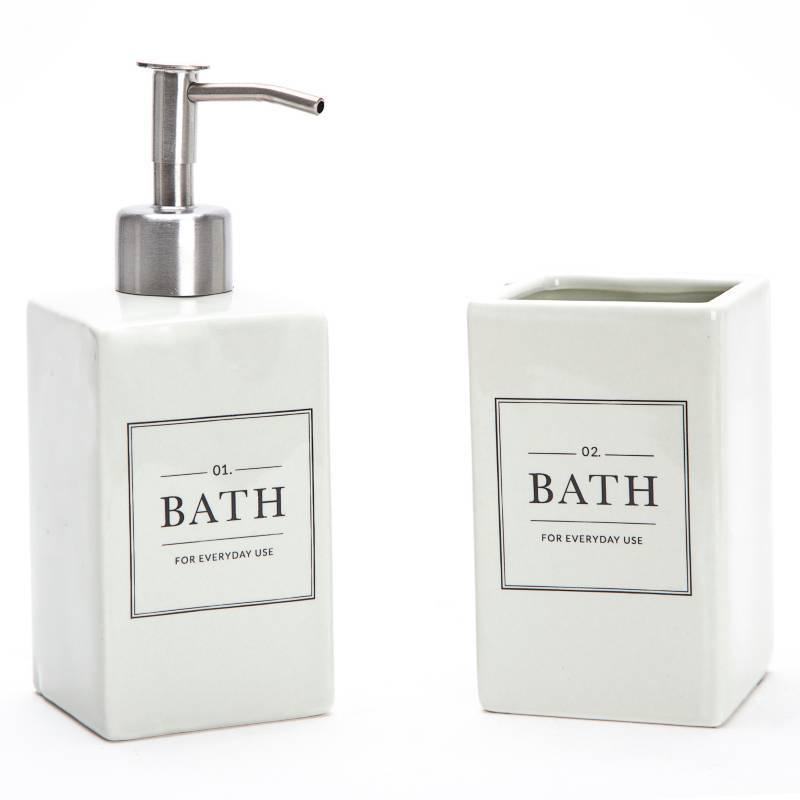 Mica - Set de baño Bath