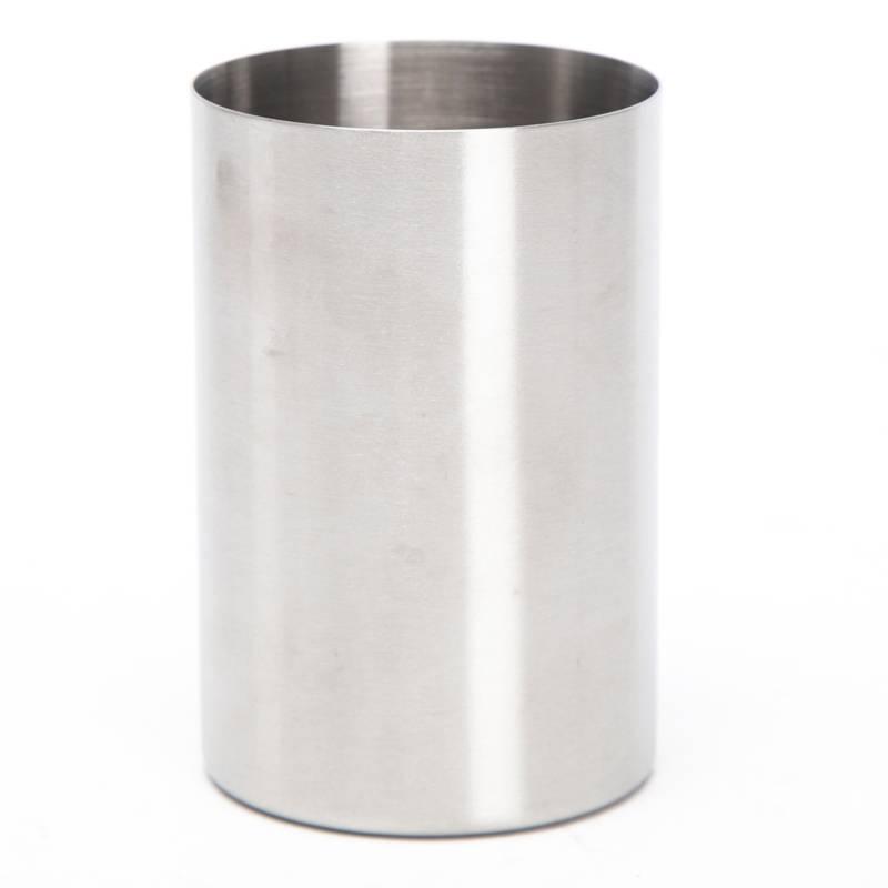 Basement Home - Porta cepillo High Steele 10x6 cm