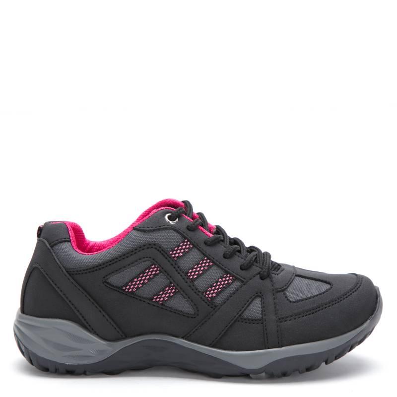 Mountain Gear - Zapatillas con textura mujer