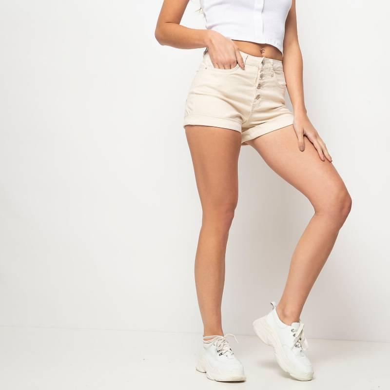 Sybilla - Short con botones