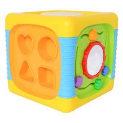 Cubo musical de actividades