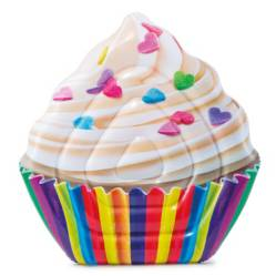 Intex - Inflable cupcake