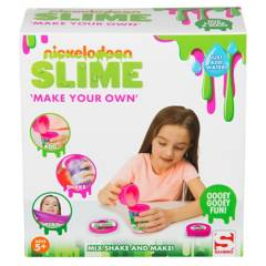 Nickelodeon - Slime, make your own