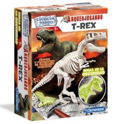 Clementoni - Arqueojugndo T-Rex