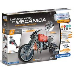 Clementoni - Laboratorio de mecánica