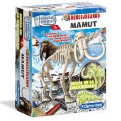 Clementoni - Juegos de mesa Arrqueojugando Mamut