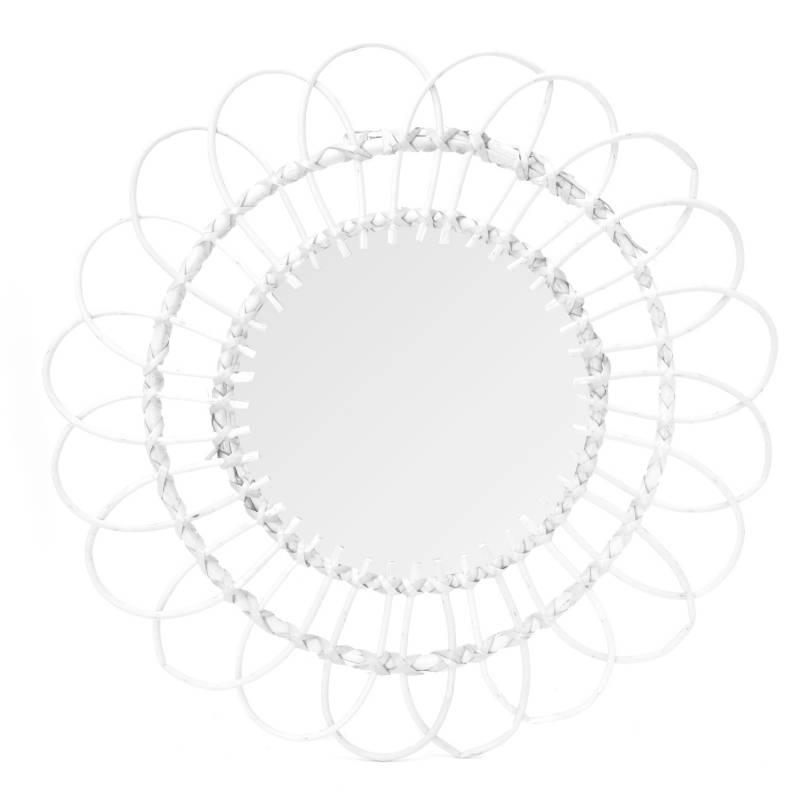 Mica - Espejo de pared Tendence 52x52 cm