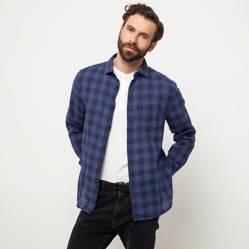 Basement - Camisa a cuadros