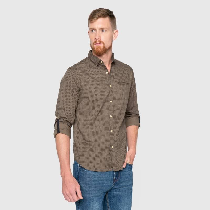 Basement - Camisa estampada